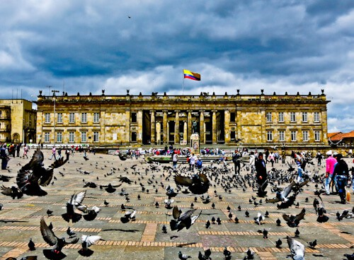 Things to do in Bogota, Colombia - Palacio de Justicia, Capitolio Nacional