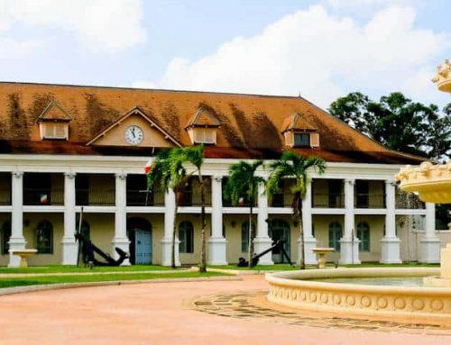 Cayenne French Guiana – Cayenne to Kourou – Suriname Visa