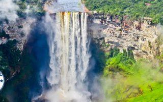 Georgetown Guyana - Kaieteur Falls