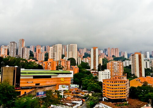 Medellin Colombia - Things to do - El Poblado