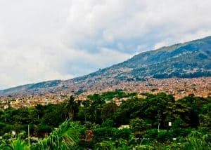 Medellin Colombia, Things to do, Cable car to Aburra valley and Arvi park
