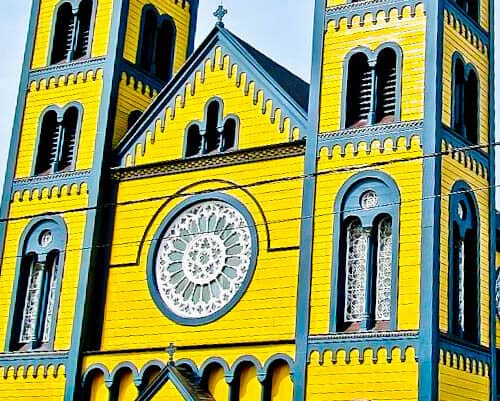 Things to do in Paramaribo Suriname - Saint Peter and Paul Cathedral