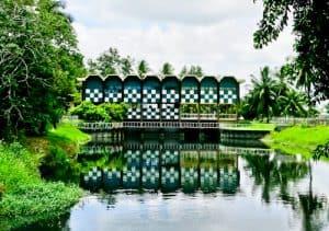 Things to do in Paramaribo Suriname - Garden of Palms