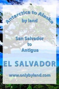 San Salvador to Antigua