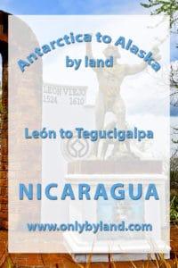 León to Tegucigalpa