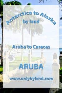 Aruba to Caracas