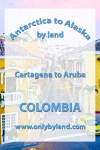 Cartagena to Aruba