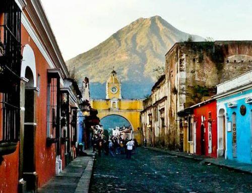 Antigua to San Cristobal de las Casas