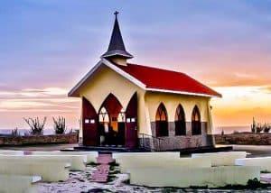 Things to do in Aruba - Alto Vista Chapel