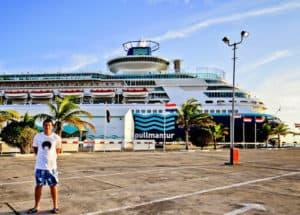 Pullmantur Cruise Ship