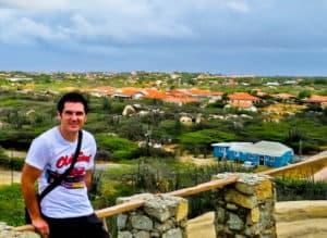 Mt Jamanota, Aruba