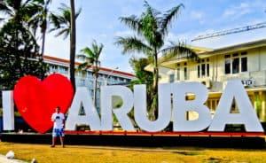 Aruba Sign, Oranjestad, Aruba
