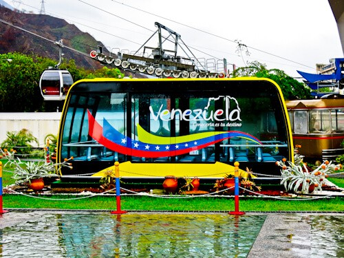 Things to do in Caracas - El Avila National Park Cable Car