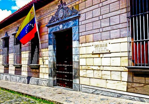 Things to do in Caracas Venezuela - Simon Bolivar Birthplace House