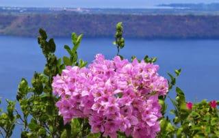 Crater Lake, El Salvador