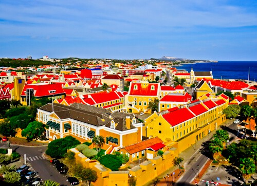 Things to do in Curacao - Fort Amsterdam, Willemstad
