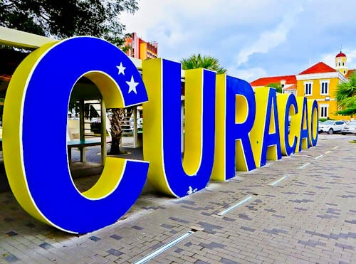 Things to do in Curacao - Sign