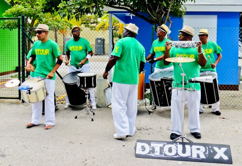 Things to do in Curacao, Netherlands Antilles - Curaçao welcome band D-Tour X.