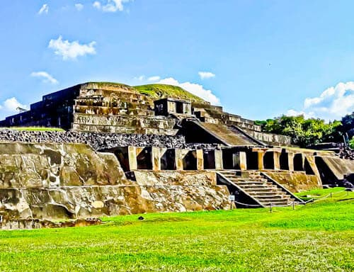 Things to do in El Salvador - Tazumal
