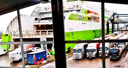 Passenger Ferry from Helsinki to Tallinn