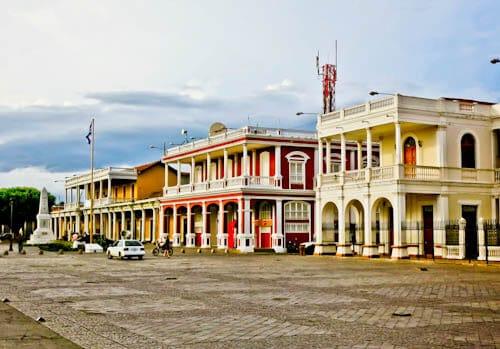 Granada Nicaragua - Colonial Buildings