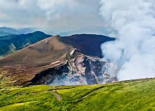 Granada Nicaragua - Mombacho Volcano