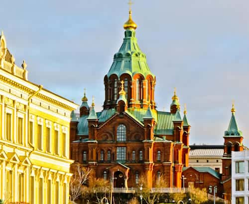 Things to do in Helsinki - Uspenski Cathedral