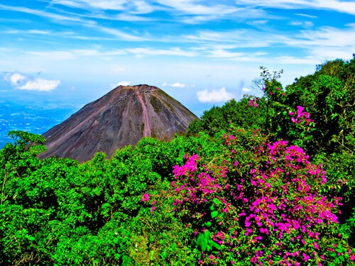 Things to do in El Salvador - Izalco Volcano
