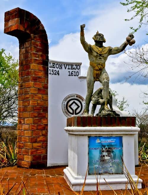 Leon Nicaragua - Leon Viejo