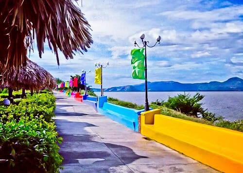 Managua Nicaragua - Promenade