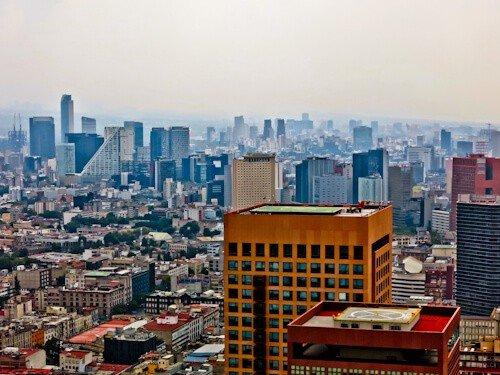 Mexico City Landmarks - Torre Latinoamericana