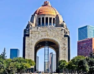 Mexico City Landmarks - Revolution Monument