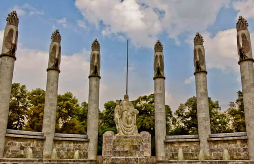 Mexico City Landmarks - Chapultepec