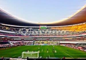 Mexico City Landmarks - Azteca Stadium