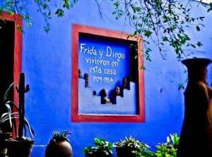 Mexico City Landmarks - Frida Kahlo Museum