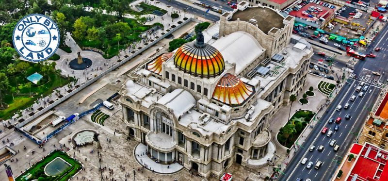 Mexico City Landmarks