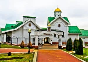 Things to do in Minsk - Holy Spirit Church