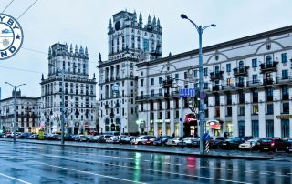 Things to do in Minsk