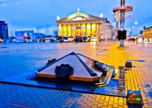 Things to do in Minsk - Minsk Km 0