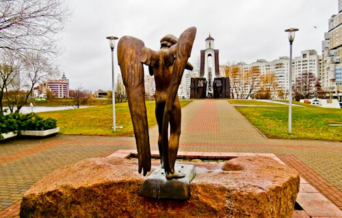 Things to do in Minsk - Island of Tears
