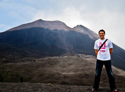 Pacaya Volcano - Antigua, Guatemala