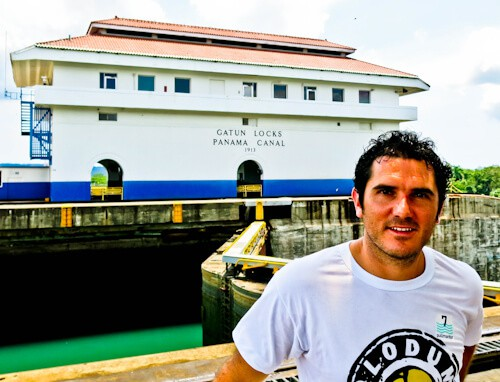 Things to do in Panama - Panama Canal - Gatun Locks