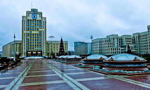 Things to do in Minsk - Independence Square