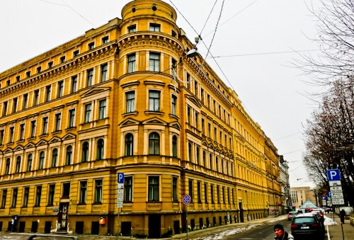 Things to do in RIga - Art nouveau district