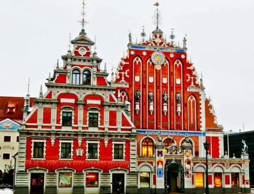 Things to do in Riga + Art Nouveau District