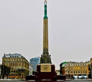 Riga Monument of Freedom