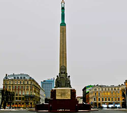 Things to do in Riga - Monument of Freedom