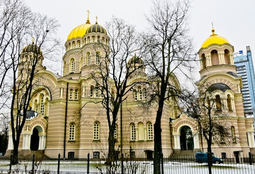 Things to do in Riga - Nativity Cathedral