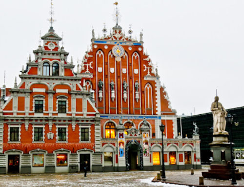 Riga to Tallinn by bus