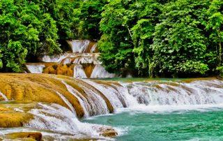 Aguas Azules, San Cristobal Chiapas, Mexico